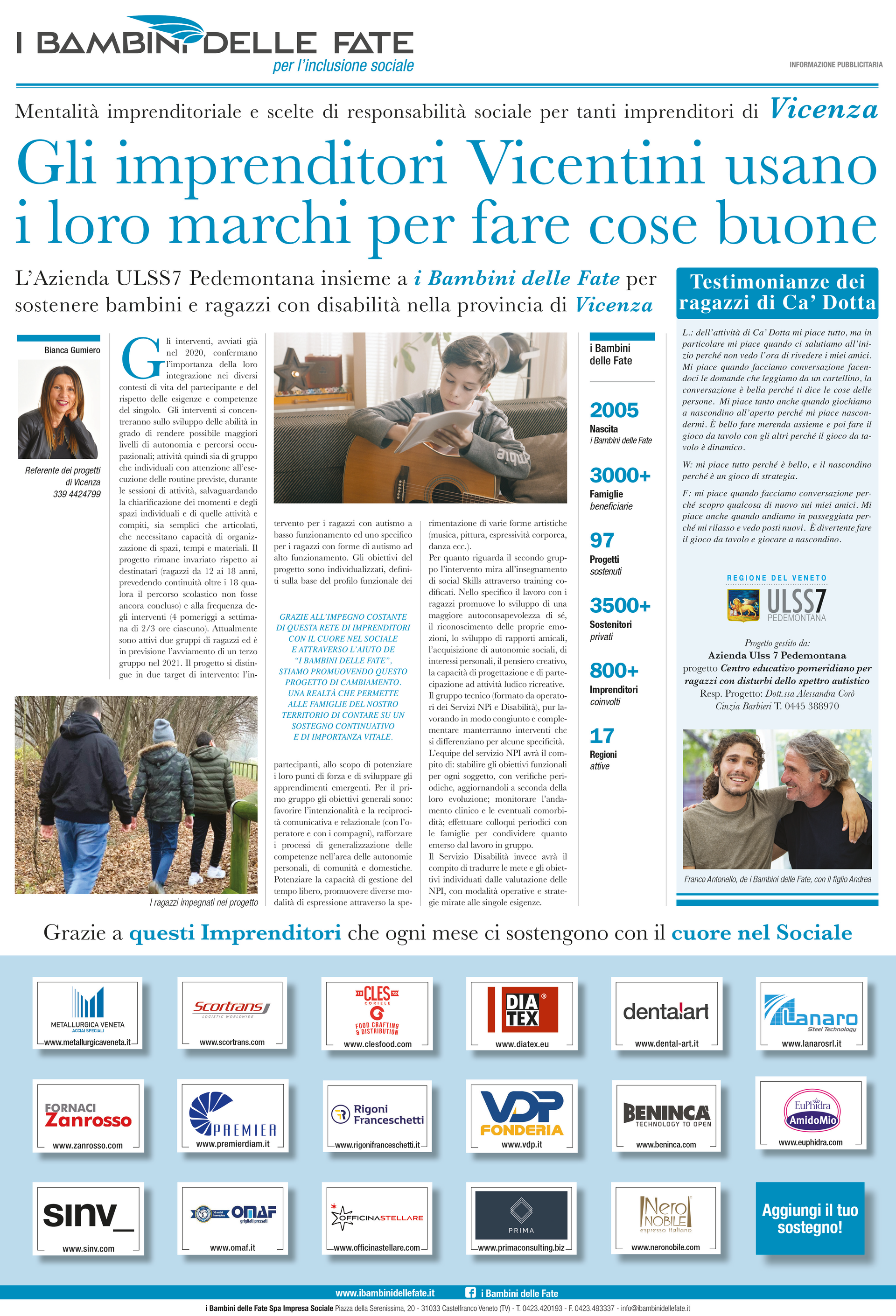 Press: La Repubblica 14 giugno
